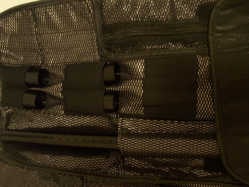 Paintball Cloth Barrel Kit Case Bag   Black Leopard printed